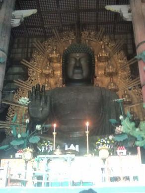 東大寺-大仏