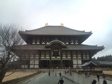 東大寺-大仏殿