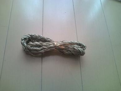 チモシーロープ