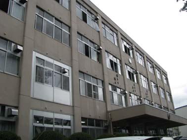 三戸高校校舎