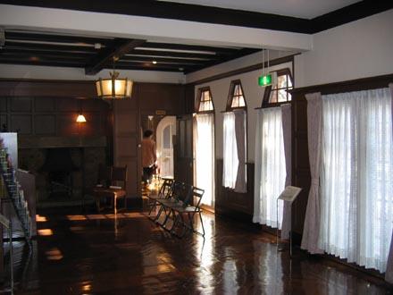 山本有三記念館1階室内1