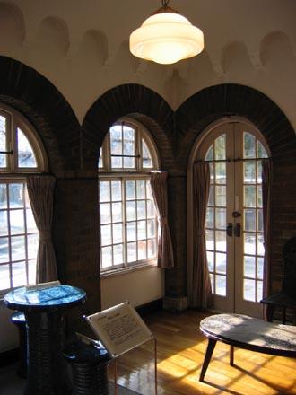 山本有三記念館\山本有三記念館1階室内4