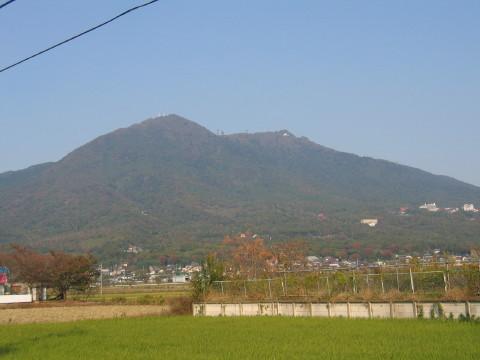 「筑波山でしゅよーーー!」