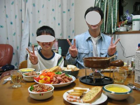 今日のディナー☆