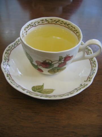 冷たいゆず茶☆