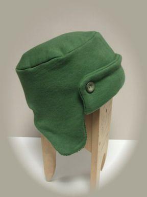 スイミング後の帽子