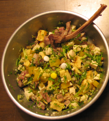 黄色いご飯