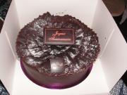 ルノートルのチョコケーキ!