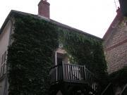 ゴッホの部屋は3階の屋根裏