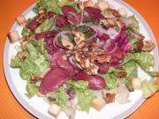 スモーク鴨のサラダ
