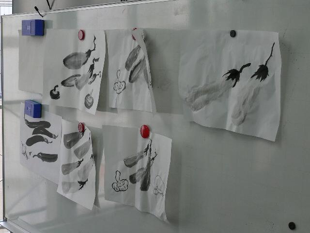 水墨画教室