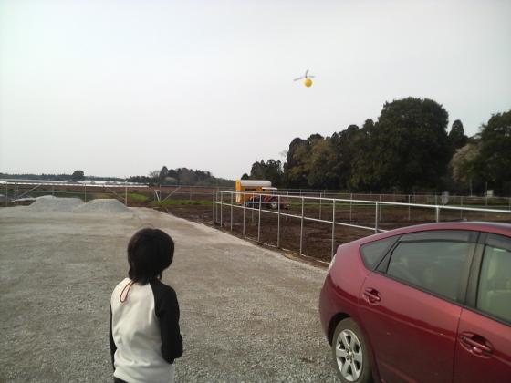 風船コプター