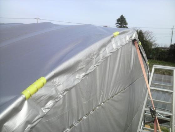 テント倉庫45