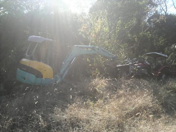 トラクター92