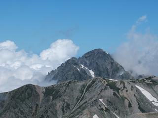 剣岳20070815