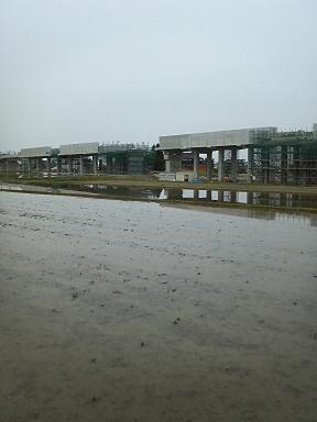 新幹線建設1