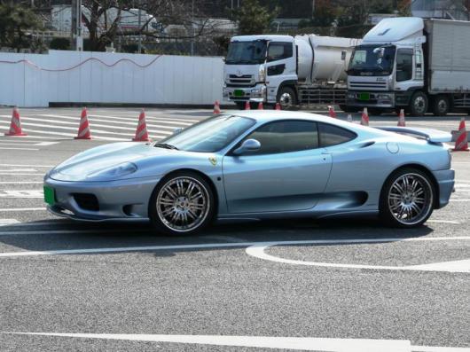 フェラーリ360