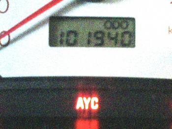 AYC警告灯