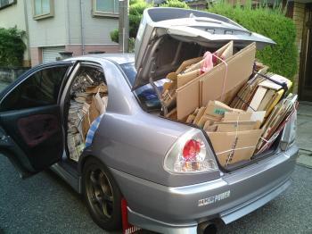 廃品回収2007