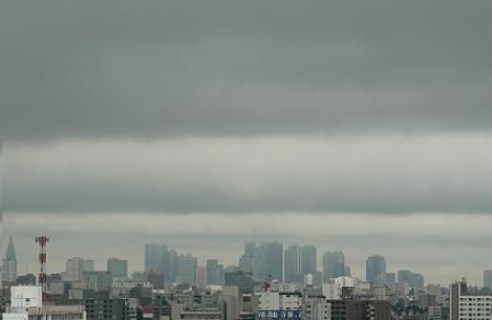 雲グラデーション