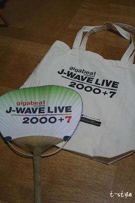 J-WAVE LIVE 2000+7