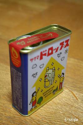 東京ガス×サクマドロップス コラボ♪