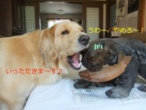 山親爺、大ピンチ!!!