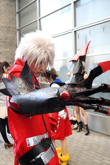東京ゲームショウ2010[2010.09.19]ラグナ(変態紳士)2