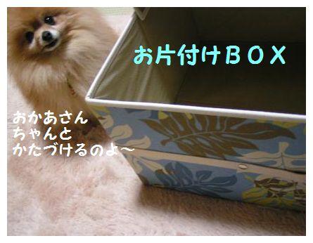 お片付けBOX