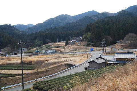 戸津呂集落