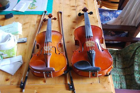 violin&viola