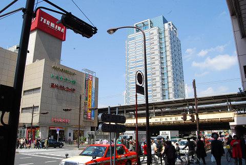 JR錦糸町