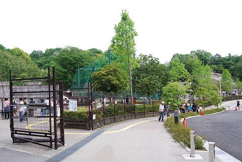 岡崎東公園小動物園