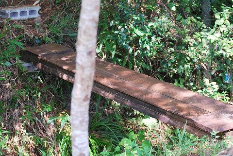 新しい小橋