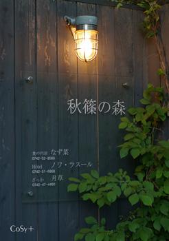 秋篠の森1