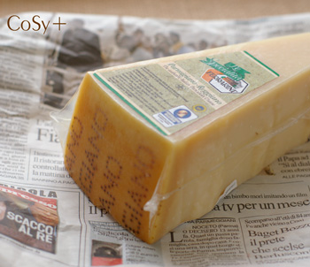 お土産チーズ
