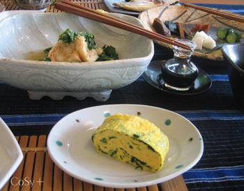 なず菜朝食2