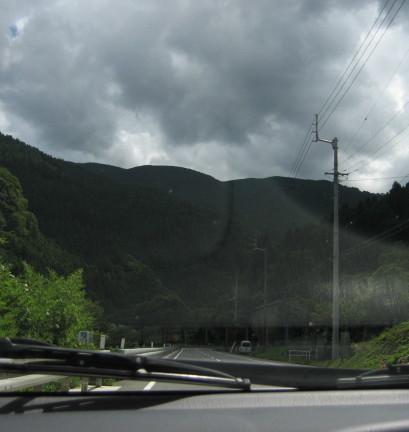 山奥へ~♪♪