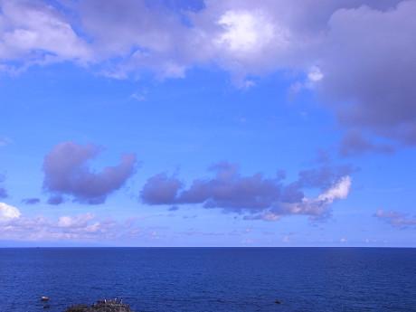 竜馬が見る海