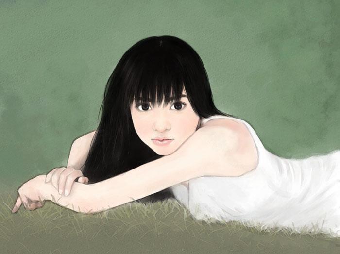 小林涼子ちゃん