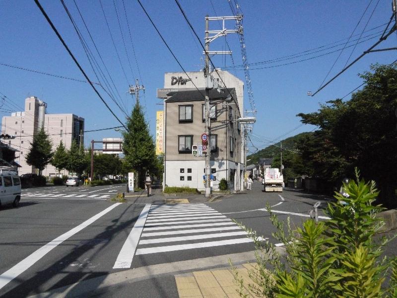 松ヶ崎三叉路