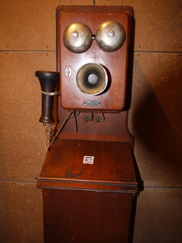電信電話機