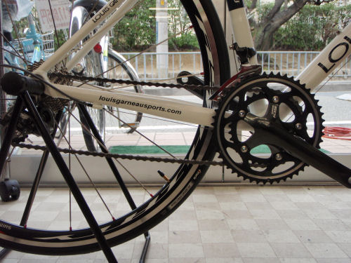 自転車の 自転車 軽い 早い : サイクルショップカンザキ ...