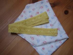 乙女補正具・間にタオルを挟んで使います