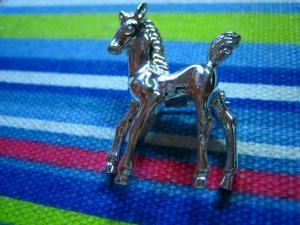 ペガサスかと思ったら、ただの馬?でも好き。