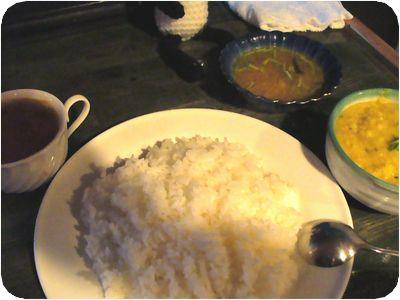 南インド料理コース
