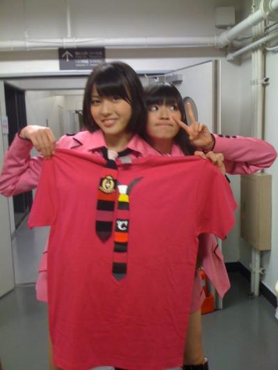 評判のTシャツ