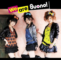 「We are Buono!」通常盤