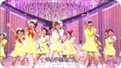 ℃-ute紅白初出演!