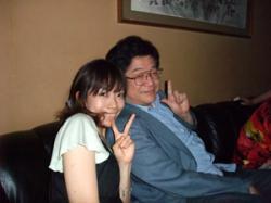 小林さんとイガリン。なんかいい感じだにゃー。